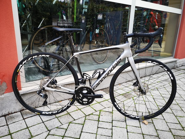 Cannondale - Synapse Ultegra Di2 Disc tg 51