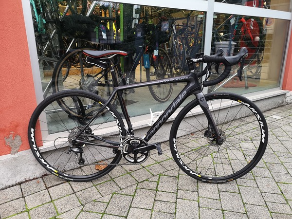 Cannondale - Synapse Ultegra Disc tg. 51
