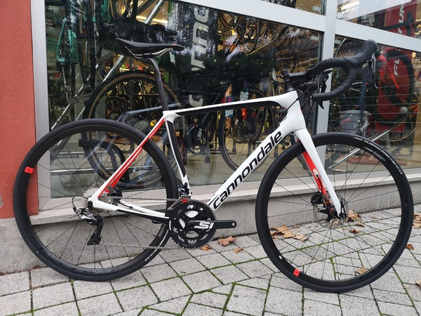 Cannondale - Synapse Dura Ace Disc tg 54