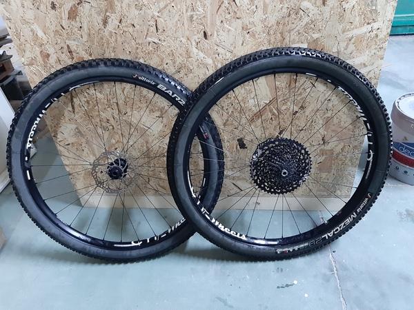 altra - CYP Ruote mtb cyp wheels DRC 3xl Complete