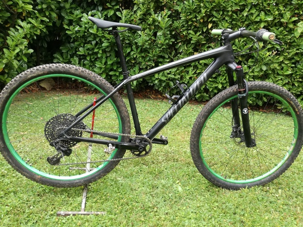 Specialized - EPIC PRO HT