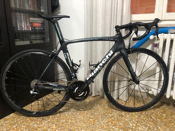 Bianchi - OLTRE XR2