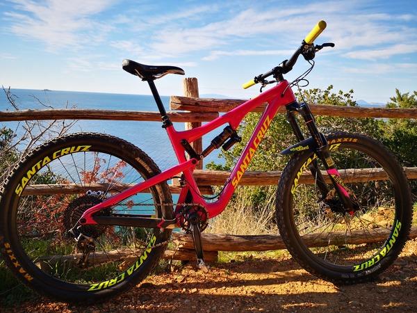 Santa Cruz - Bronson cc