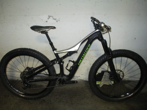 """Specialized - STUMPJUMPER CARBON 27,5/29"""" Tg. SMALL"""