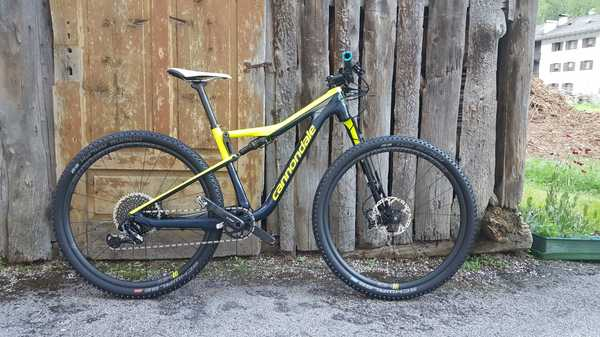 Cannondale - Scalpel carbon 2