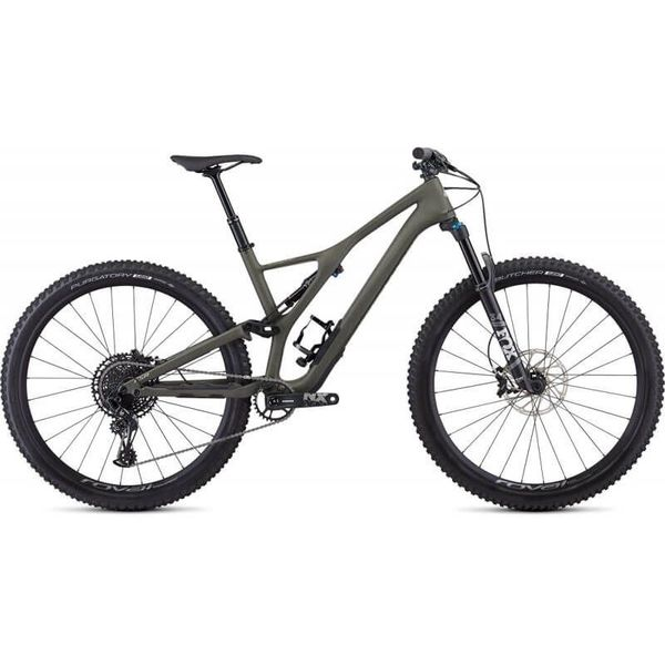 "Specialized - STUMPJUMPER ST COMP CARBON 29"" Tg. LARGE"