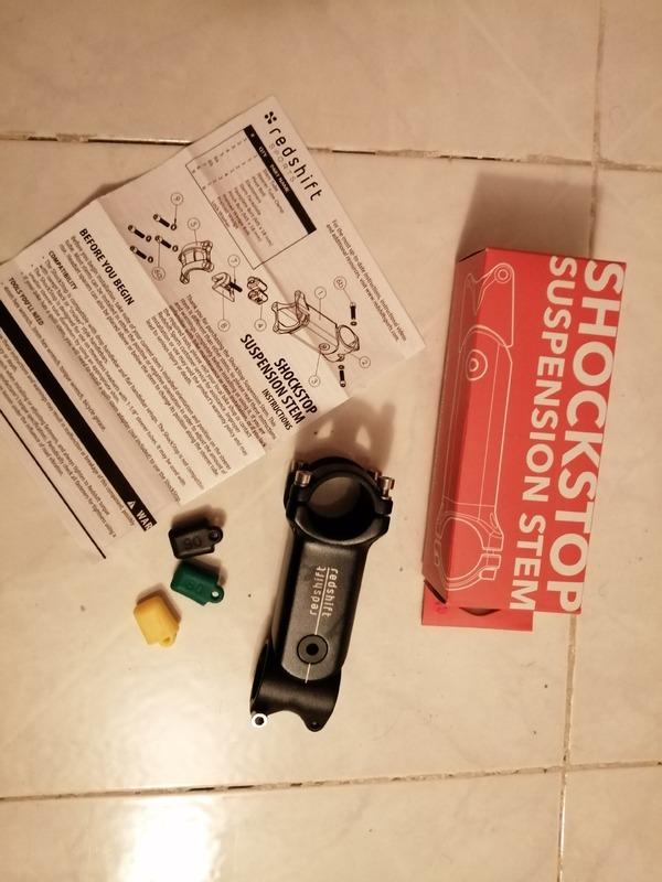 altra - REDSHIFT Shockstop