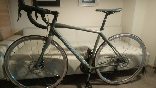 Cannondale - Synapse disc105