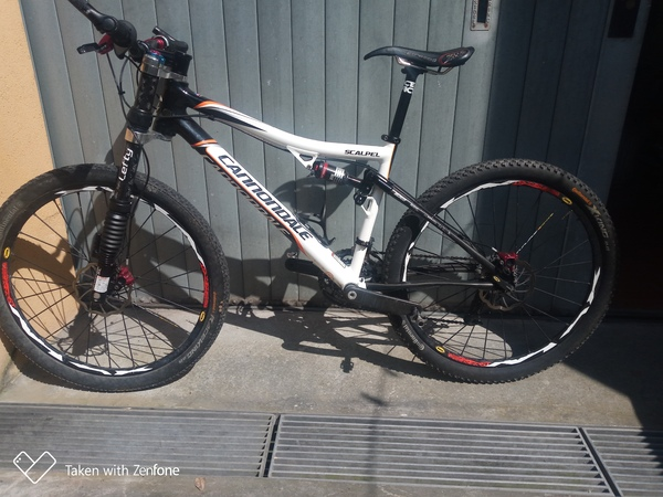 Cannondale - SCALPEL