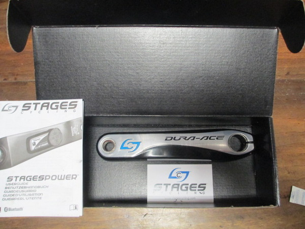 Stages - SENSORE POTENZA STAGES DURA-ACE