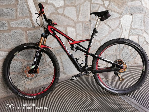Specialized - camber s-works