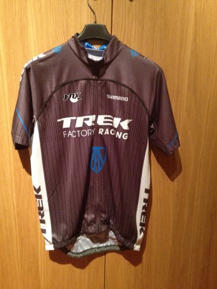 Bontrager - Maglia Trek factory Racing