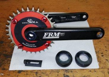 SRM - misuratore di potenza con FRM 172,5