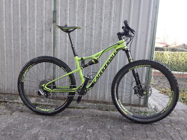Cannondale -  Habit Carbon 1