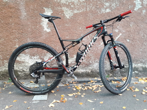 Specialized - S-Works Epic 29 HT WC
