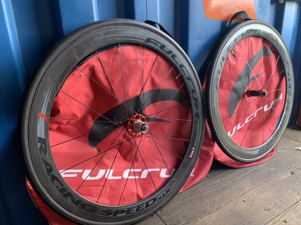 Fulcrum - Racing speed xlr
