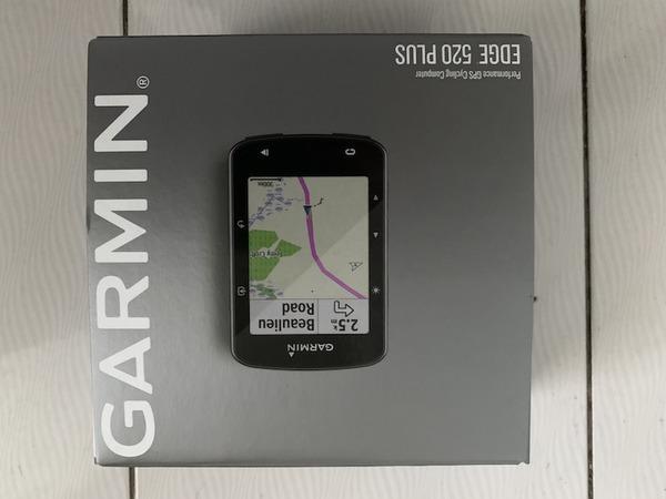 Garmin - Garmin Edge 520 plus
