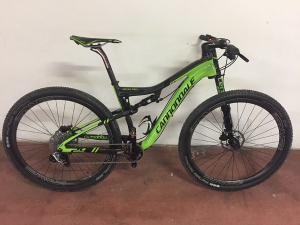 Cannondale - Scalpel Team