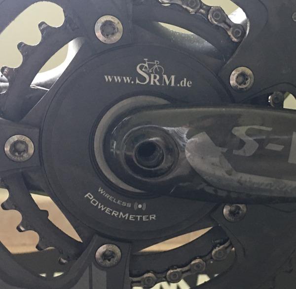 SRM - Spider Specialized Sworks 110mm