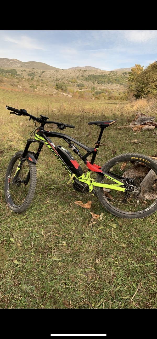 Lapierre - Overvoult sx 600