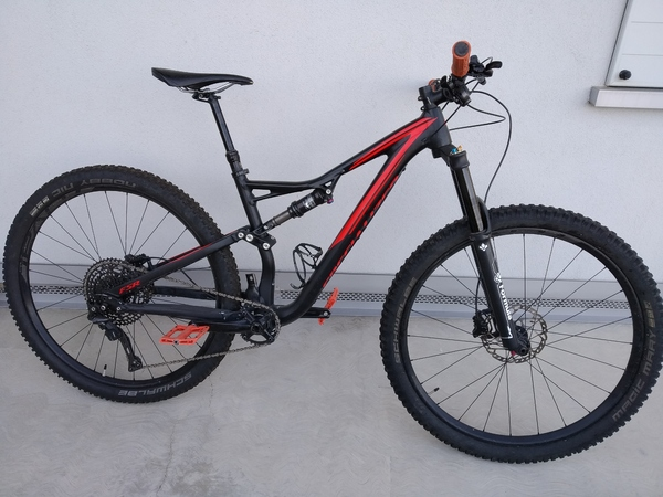 Specialized - Stumpjumper FSR