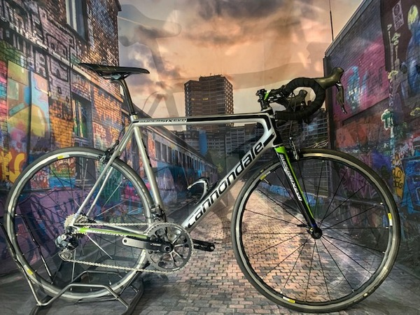 Cannondale - supersix evo hm