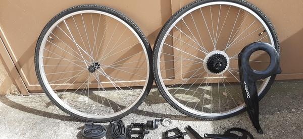 altra - Shimano City bike