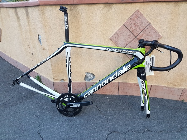 Cannondale - Synapse