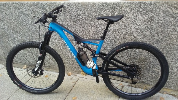 Specialized - Specialized FSR 27.5 compcarbon M