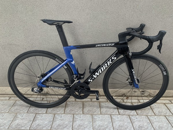 Specialized - Venge S-works disc quick-step 2019