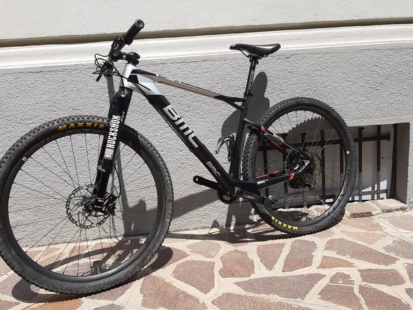 Bmc - Team elite ruote carbon