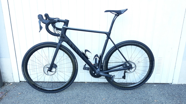Canyon - Endurace CF SL Disc 8.0 Aero