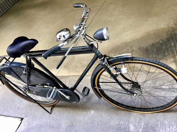 altra - Holland  City Bike Vintage