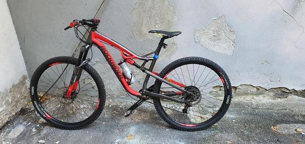 Rockrider - Xc100s