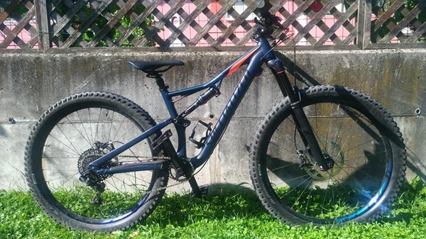 Specialized - Rhyme Cop M5
