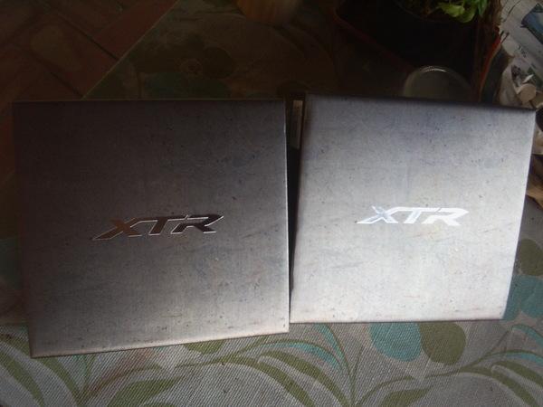 Shimano - XTR M 9100 Confezione Originale