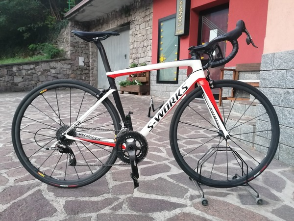 Specialized - Tarmac s works sl6