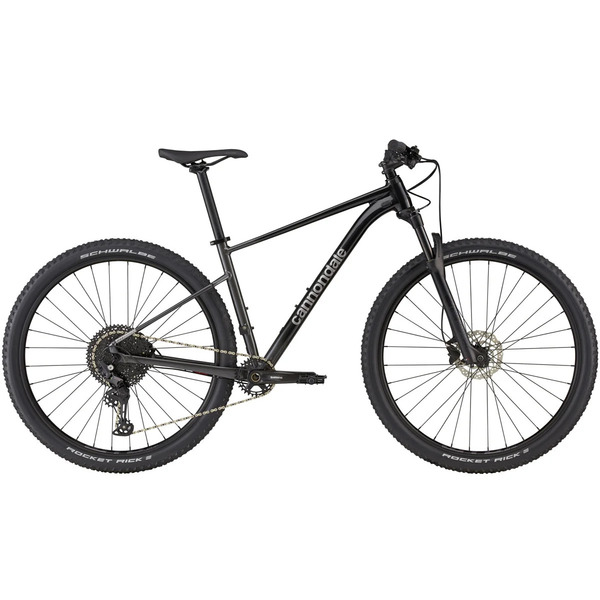 Cannondale - Trail SL 3 2021 Black Pearl