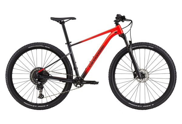 Cannondale - Trail SL 3 2021 Rally Red