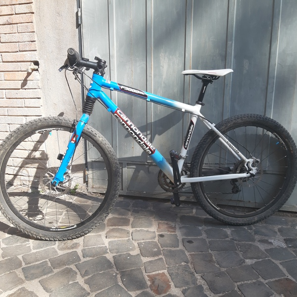 Cannondale - F3000sl