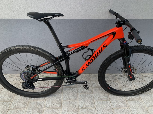 Specialized - Epic Full S-works boost