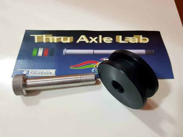 altra - Thru Axle Lab  Tendicatena posteriore