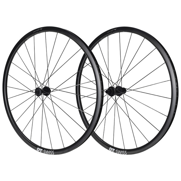 DT Swiss - Coppia di Ruote DT SWISS PRC 1100 DICUT 24 MON CHASSERAL DISC