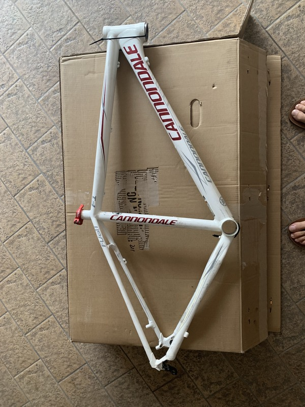 Cannondale - Flash F1 alloy