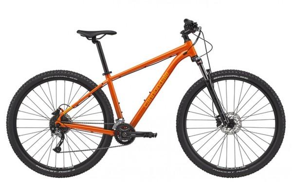 Cannondale - Trail 6 Orange 2021 Cod : C26651M20SM Tg. S