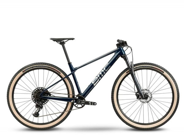 Bmc - Twostroke 01 THREE Space Blue Taglia S