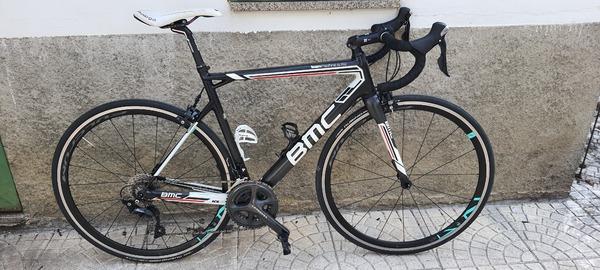 Bmc - Srl02 teammachine