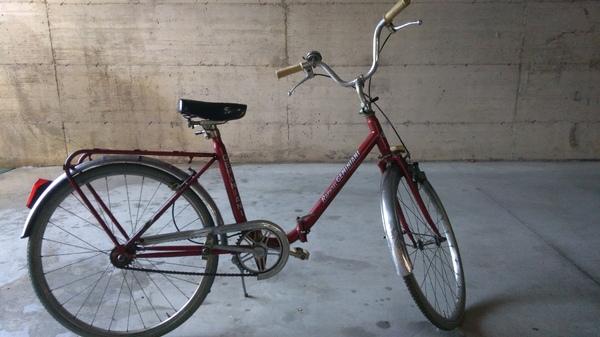 altra - Geminiani bici da passeggio