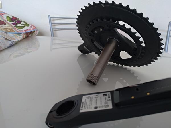 Shimano - ultegra giant power meter