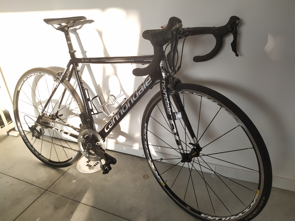 Cannondale - s6e rd